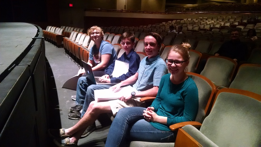 Young composers pic