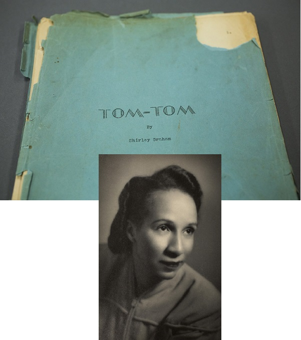 Tom tom cover script with graham pic