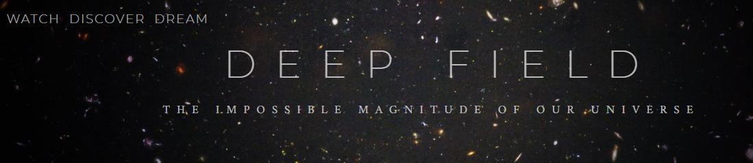 Deep field logo