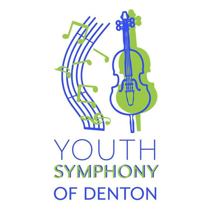 Youth symphony of denton logo