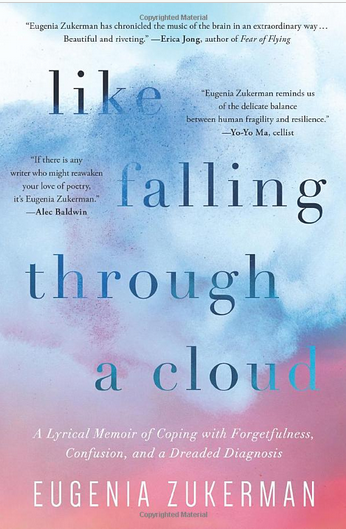 Like falling through a cloud pic of book