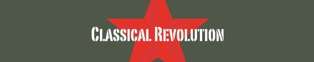 Classical revolution logo