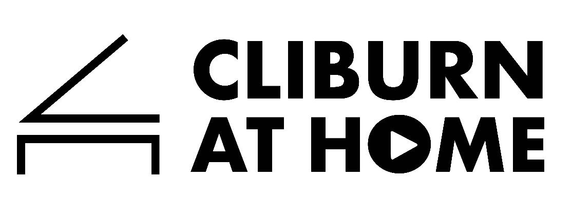 Cliburn at home logo