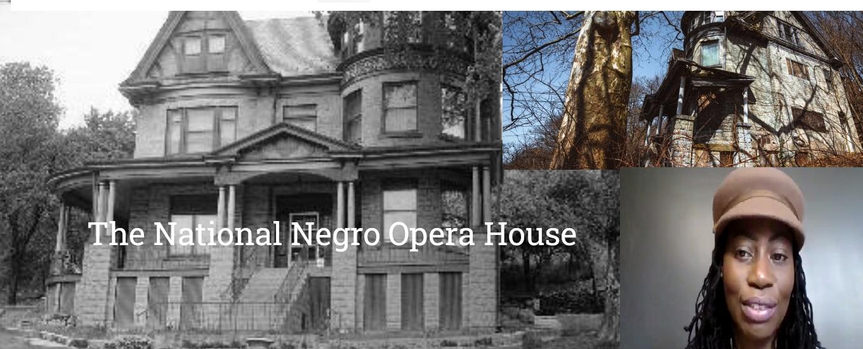 National negro opera house photo w jonnet and now photo
