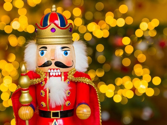 Christmas nutcracker header