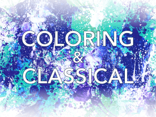 Coloring and classical thumb
