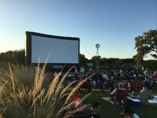 Movies in the wild