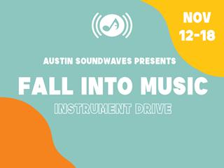 Kmfa austin soundwaves fall into music instrument 320x240