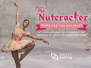 Kmfa ballet austin the nutcracker home for the holidays 320x240