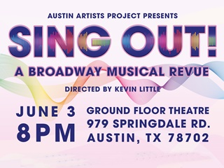 Kmfa austin arts project sing out ground floor theatre 320x240