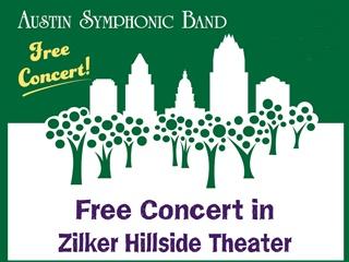 Kmfa austin symphonic band zilker hillside theater 320x240
