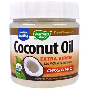 زيت جوز العضوي Organic Coconut Oil