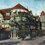 Hotel Rafael, circa 1900 <span>©  </span>
