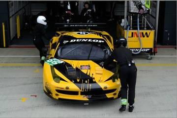2012 FIA WEC - Silverstone <span>&copy; JMW Motorsport </span>