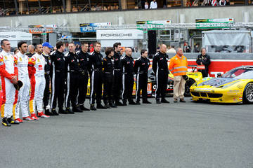Ready to go for Le Mans 2013 <span>&copy; JMW Motorsport </span>