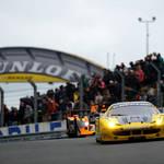 In Action @ Le Mans 2013 <span>&copy; JMW Motorsport </span>
