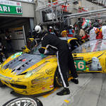All Change! <span>&copy; JMW Motorsport </span>