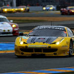JMW Motorsport, Le Mans 2013 <span>&copy; JMW Motorsport </span>