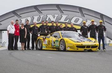 Le Mans 2013 <span>© JMW Motorsport </span>