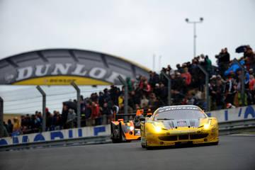 Le Mans 2013 <span>&copy; JMW Motorsport </span>