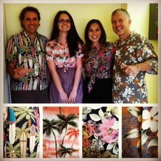 Hawaiian Shirt Day- Wednesday, July 3, 2013 <span>©  </span>