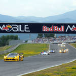 The Hills Are Alive, With The Sound of Engines <span>© JMW Motorsport </span>