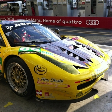JMW Motorsport <span>© JMW Motorsport </span>