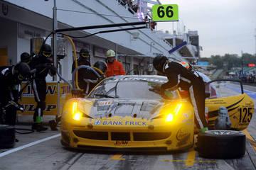 Hard at work <span>&copy; JMW Motorsport </span>