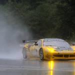 Nasty weather at Hungaroring <span>&copy; JMW Motorsport </span>