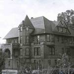 Bach family estate in Kentfield, c 1902