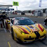 Refuel, reboot, revived! <span>© JMW Motorsport </span>