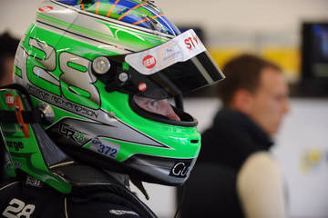 George Richardson <span>&copy; JMW Motorsport </span>