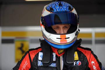 Daniel McKenzie <span>© JMW Motorsport </span>