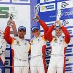 A Trio of Trophies <span>© JMW Motorsport </span>