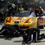 Up and Under <span>© JMW Motorsport </span>