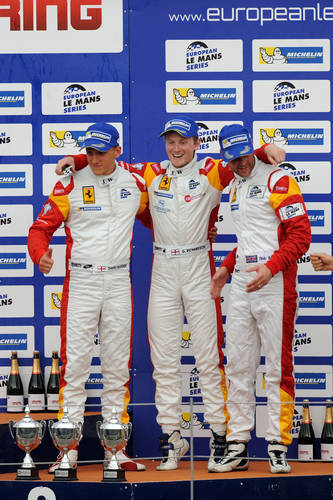 Another Race, Another Podium! <span>&copy; JMW Motorsport </span>