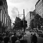Oxford Street. Saturday, 9/8/14