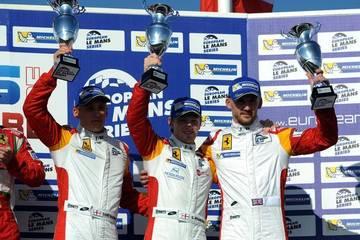 Another Podium for JMW <span>&copy; JMW Motorsport </span>