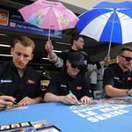Umbrella-ella-ella! <span>&copy; JMW Motorsport </span>