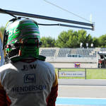 Waiting <span>© JMW Motorsport </span>