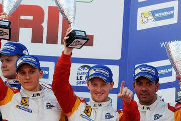 Podium #4 <span>© JMW Motorsport </span>
