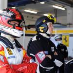 Watching. Waiting. Anticipating. <span>© JMW Motorsport </span>