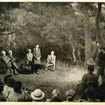 November 8, 1952: Dedication of the Willis Linn Jepson memorial at Tomales Bay State Park