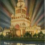 Tower of Jewels at Night, PPIE, 1915