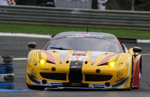 JMW Motorsport - fired up for 2015