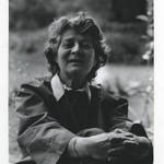 Portrait of Inka Benton by Emme Gilman 1974