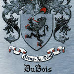 DuBois Family Coat of Arms