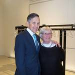 Dennis Kucinich and Diane Doughtery <span>&copy; Debra Poss </span>