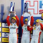 A trio of trophies <span>&copy; JMW Motorsport </span>