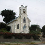 Today's Tomales Church of the Assumption <span>© Ginny Magan </span>